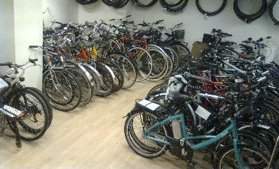 Käytetyt polkupyörät helsinki
